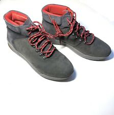 NEW Timberland Women's Kiri Up Mid Hiker Boots Sneaker Waterproof US 10 Gray