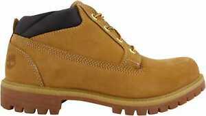 Timberland Waterproof Classic Oxford Brown/Black-Tan TB073538 Men's Size 9.5