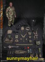 DAMTOYS 1/6 78082 MCS Gunner Sergeant Crews Urban Warfare Soldier Action Figure