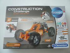 Spielzeug Konstruktionsspielzeug Bauset Buggy + Quad Galileo Clementoni NEU!!