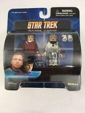 Star Trek Minimates Series 4 Admiral Kirk & Duty Uniform Scotty New in Box