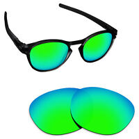 Hawkry Polarized Replacement Lenses for-Oakley Latch Sunglass - Options