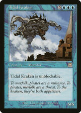 Magic MTG Tradingcard Mercadian Masques 1999 Tidal Kraken 110/350