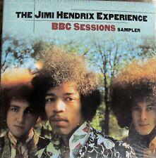Jimi Hendrix - BBC SESSIONS Promo CD Sampler [1998] - Brand New