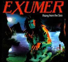 EXUMER Rising from The Sea CD + BONUS TRACKS REMASTERED HARD TO FIND