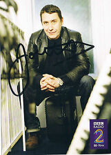 Jools Holland - Hand Signed Official BBC Radio 2 Photograph - 6 x 4 Music