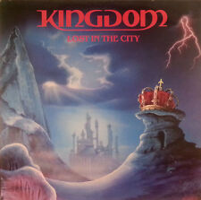 "Kingdom Lost In The City - 12"" LP - k406 - Direct Metal Mastering (DMM) - Origin"