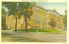 Haverhill,Ma. x The High School
