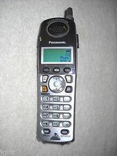 Kx Tga542M Panasonic Handset - cordless phone telephone Tg5432 main remote