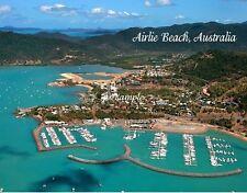 Australia AIRLIE BEACH Travel Souvenir Flexible Fridge Magnet