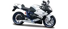 MAISTO BMW HP2 HP 2 SPORT NERO / Bianco, 1:12 MOTO MOTO