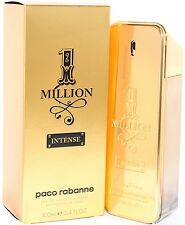 1 Million Intense By Paco Rabanne 1.6/1.7oz. Edt Spray For Men New In Box