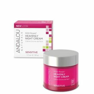 Andalou 1000 Roses Heavenly Day And Night Cream 1.7oz Each