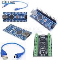 Nano V3.0 CH340G/FT232 ATmega328P MINI USB 5V 16M Micro-controller Board Arduino