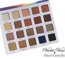 Violet Voss Nicol stessa Ombretto PRO Tavolozza UK venditore NUOVO CON SCATOLA EDIZIONE LIMITATA
