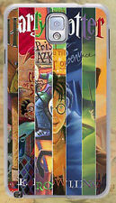 Harry Potter All Books Pattern Rigid Case Cover Coque Shell For All Phone Models