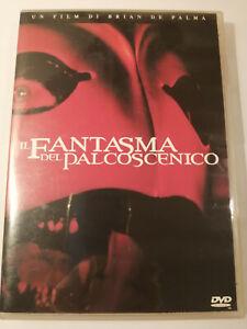 IL FANTASMA DEL PALCOSCENICO DVD ECCELLENTE Brian De Palma