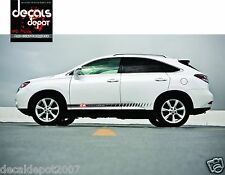 Decal Vinyl Stripes LEXUS RX350 Parts, ES350, ES330, is250, LX570, GS460, GX470