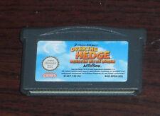 Nintendo GBA. Over The Hedge Beesten Bij De Buren (PAL AUS/EUR)