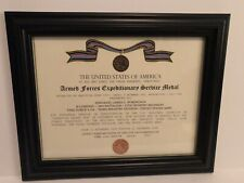 ARMED FORCES EXPEDITIONARY MEDAL / VETERAN COMMEMORATIVE CERTIFICATE (Type-3)
