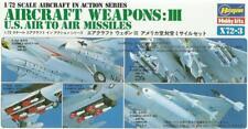 Aire de EE. UU. al aire misiles (Falcon, Phoenix, gorrión, Sidewinder) #X7203 Hasegawa