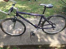 Trek 7000 Aluminum ZX Series Purple Mountain Bike