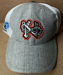 NORFOLK TIDES MINOR LEAGUE BASEBALL CAP HAT, ANCHOR CHAIN, NORFOLK, VA, NEW SGA