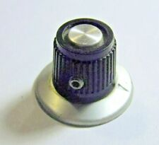 Vintage Fairchild Knob For 663 661 Aluminum Witchhat 1960s Witch Hat No Numbers