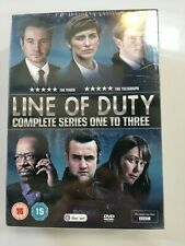 Line of Duty: Complete Series One to Three DVD (2016) Keeley Hawes cert 15 6