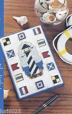 *Seascape Journal -Lighthouse Pattern- Pattern Only*Plastic Canvas Pattern*