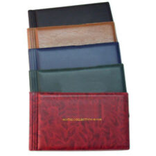 20 Banknote Collection Album Notes Pages Paper Money Pocket Wallet