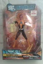 DC Universe Classics SINESTRO Corps Variant misb wave 3 C&C SOLOMON GRUNDY
