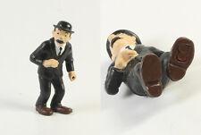 Tim y Tintín == Tintin Schulze personaje B patrón marcador Bully bullyland 1975