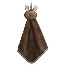 Kitchen Cartoon Animal Hanging Cloth Soft Plush Dishcloths Hand Coffee Towel