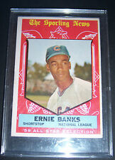 1959 All Star Selection #559 ERNIE BANKS