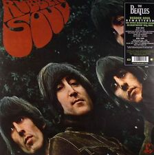 THE BEATLES ~ RUBBER SOUL { RE-MASTERED STEREO 180g VINYL NEW & SEALED }