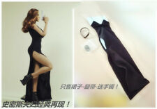 1:6th Mrs Smith Black Evening dress Model For 1/6 Female PH TBLeagure Figure
