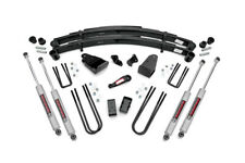 """Ford F250 4"""" Suspension Lift Kit w/ Shocks 1980-1986 4WD Rough Country"""