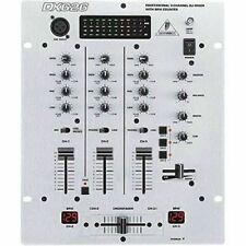 Behringer PRO MIXER DX626 3-Kanal DJ Mischpult Elektronik Studio Equipment