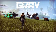 GRAV - STEAM KEY - Code - Download - Digital - PC