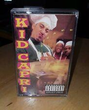 Kid Capri The Tape Rapids Hip Hop 90s Cassette Tested
