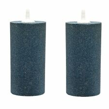 Pawfly 2 PCS Large Air Stones Cylinder for Hydroponic Systems, Ponds, Aquarium