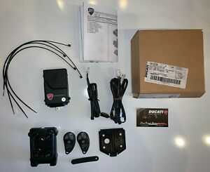 Panigale 899/1199 Anti Theft Kit (NO Longer Made)