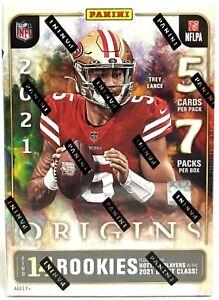 2021 Panini Origins NFL Football card International Box (rare) - BRAND NEW - HOT