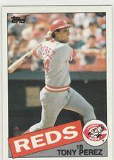 1985 Topps Baseball Card #675 Tony Perez Free Shipping