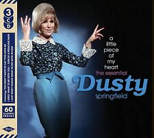 DUSTY SPRINGFIELD 'A LITTLE PIECE OF MY HEART : THE ESSENTIAL' 3 CD SET (2016)