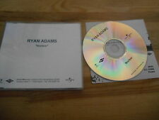 CD ROCK Ryan Adams-Nuclear (1) canzone PROMO Island Mercury SC + presskit