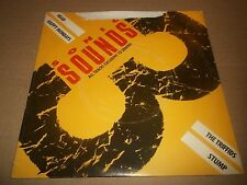 "V/A "" SONIC SOUNDS 3 "" 7"" EP HAPPY MONDAYS / THE TRIFFIDS / HEAD / STUMP VG 1987"