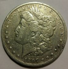1897 O $1 Morgan Silver Dollar