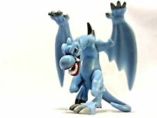 "Yu-gi-oh! Duel Masters Anime Shining Dragon Blue Eyes 2.5"" Miniature Figure EUC"